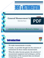 1 General Measurement System
