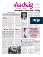 A Szabadság 2005/13. szám