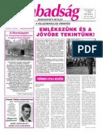 A Szabadság 2005/14. szám