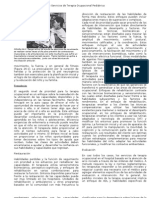 Primera Parte 790 Section IV Areas of Pediatric Occupational Therapy Services.en.Es