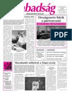 A Szabadság 2005/38. szám