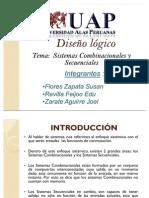 5.- Sistemas Combinacionales y Secuenciales