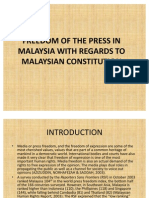Media Law Slide Show