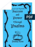 Success Power Through Psalms
