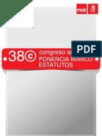 Ponencia Marco Congreso Federal