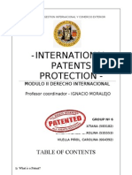 International Patents Protection - Group 6