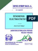 Fenómenos electrocinéticos