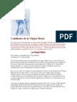 Cualidades de La Virgen Maria