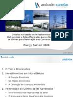 Energy Summit 2008