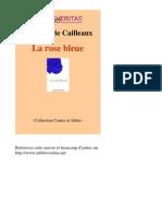 5496 JEAN MARIE CAILLEAUX La Rose Bleue [InLibroVeritas.net][1]