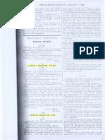 1910 Sarawak Gazette Upper Sarawak News