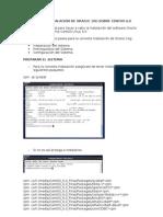 Manual Instalacion de Oracle 10g