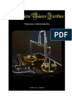 Dicionário Básico Jurídico