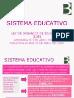 Sistema Educativo Loe