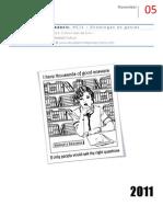 016 Mediageschiedenis - HC 16 - Stromingen en Genres