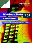 Wireless Data Services