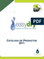 Catalogo-2011-Easydry