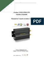 ManualTrackerTK203