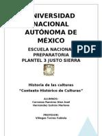Trabajo de Culturas 2 Grecia Inca y Maya