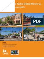 A Guide to California's Sustainable Communities and Global Warming Protection