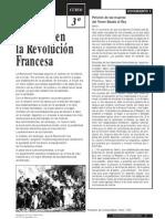 LA DONA A LA REVOLUCIÓ FRANCESA