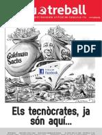Nou Treball, nº 110, diciembre 2011-enero 2012