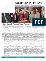 March 2010 California Today, PLanning and Conservation League Newsletter