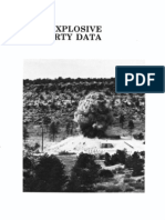 los alamos shock wave profile data