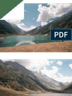 Images of Lake Saif-Ul-Maluk in Pakistan