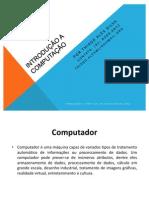 Introdução a computação (Básico) v.1