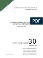 Desafios e Perspectivas Do Poder Legislativo