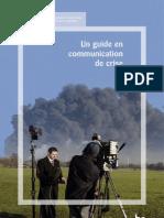 Guide Crisis Comm FR