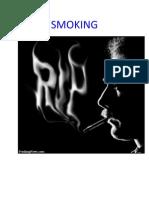 About Smoking