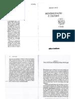 ORTIZ, Renato - Mundialização da Cultura - Cap IV
