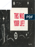 Chick Tract - This Was Your Life!
