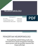 NEUROPSIKOLOGI