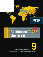 CHina Chegou