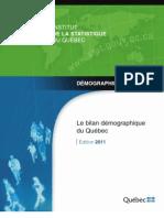 Demografia de Quebec