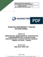 Plan de Seguridad CMLP