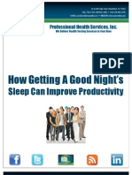 howgettingagoodnightssleepcanimproveproductivity-111114081009-phpapp02