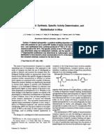 J. S. Fowler et al- [^11-C]Spiroperidol