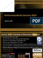 Performance Point Services 2010