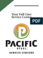 Steel Materials Catalog
