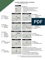 Ms Calendar