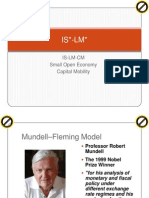 Lecture+3+ +Mundell Model+ +Discussion