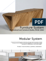 Furniture System Ed