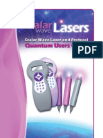 Scalar Wave Laser Protocol Manual