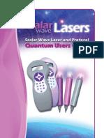 Scalar Wave Laser Protocol Manual