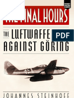 Luftwaffe Plot Against Goering