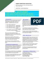Tds 11 - New Admixture Standards Bs en 934